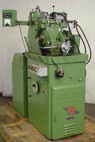 Royal Mast Centerless Grinder