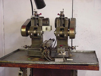 Lathes, Grinders, Milling Machines